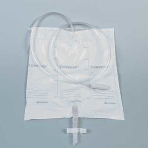 Conveen Basic Мешок для сбора мочи 2000 мл, трубка 100 см, 21804