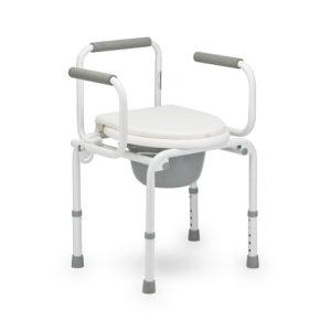 Средство реабилитации инвалидов: кресло-туалет «Armed» FS813